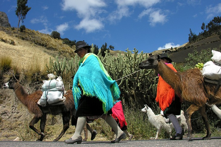 5 Amazing Places to visit on Mainland Ecuador