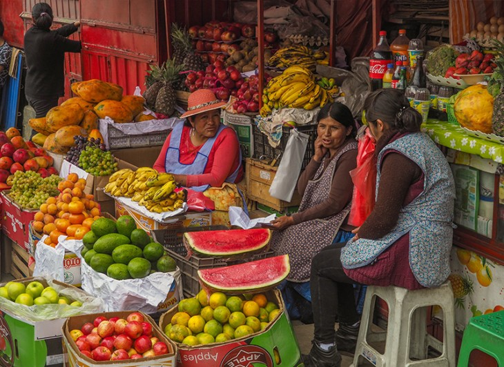 The 7 Best Markets in Latin America