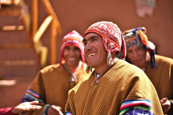 Faces of Peru - Photos of Locals in and around the Sacred Valley